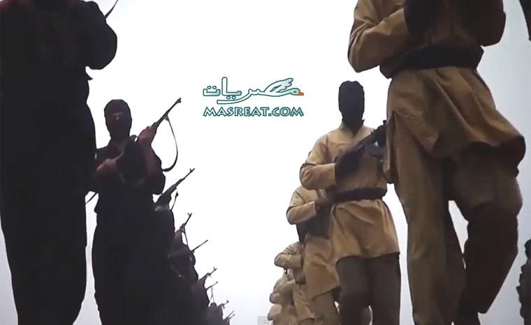 اخبار الحكم بالاعدام على عناصر داعش بالشرطة العراقية