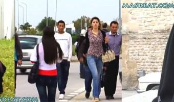 منع ارتداء النقاب في تونس