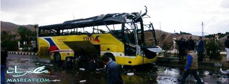 اخبار حادث تفجير طابا في مصر اليوم