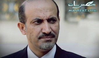 ضرب رئيس الائتلاف السوري احمد الجربا في تركيا اليوم