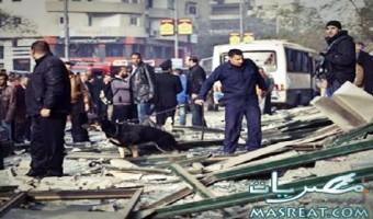 اعتراف المتهم بحادث تفجير سينما رادوبيس