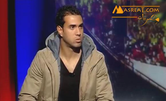اللاعب احمد حسن مكي