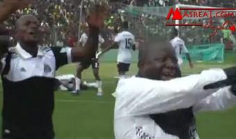 مباراة دوري الكونغو