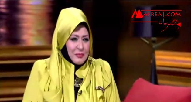 اسباب ارتداء سهير رمزي للحجاب