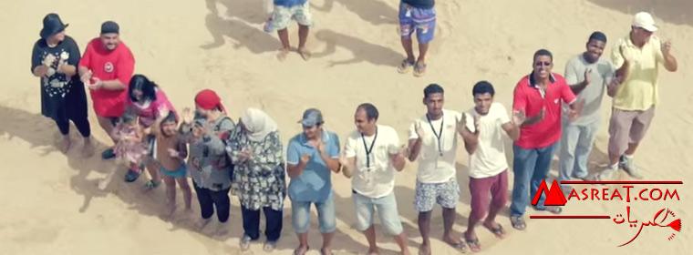 حسين الجسمي في احتفال تنصيب السيسي رئيسا لمصر بميدان التحرير