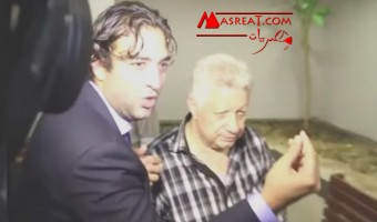 اخبار نادي الزمالك مرتضى منصور وحسام ميدو