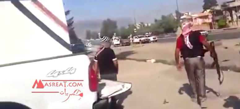 اخبار احداث سيطرة داعش على مدينة الموصل العراقية